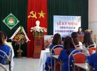 Hình ảnh Lễ kỷ niệm ngày Nhà giáo Việt Nam 20/11/2019