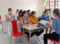 Hình ảnh tập huấn Công nghệ thông tin và bồi dưỡng chuyên môn cho giáo viên